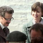 Nicole Kidman and Colin Firth on set of The Railway Man 113053