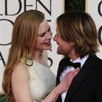 Nicole Kidman and Keith Urban at the Golden Globes 2011 76863