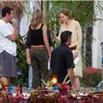 Nicole Kidman in Hawaii with Jennifer Aniston and Adam Sandler shooting Just Go With It 59442