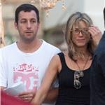 Nicole Kidman in Hawaii with Jennifer Aniston and Adam Sandler shooting Just Go With It 59443