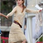 Nicole Kidman in Hawaii with Jennifer Aniston and Adam Sandler shooting Just Go With It 59444