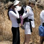 Nicole Kidman takes Sunday Rose hiking on her back in Maui 59542