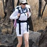 Nicole Kidman takes Sunday Rose hiking on her back in Maui 59548
