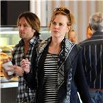 Nicole Kidman and Keith Urban with Sunday Rose at Sydney Opera House  75481