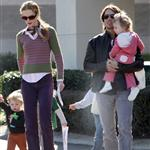 Nicole Kidman and Keith Urban with baby Sunday Rose in Nashville 49897