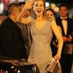 Nicole Kidman attends BAFTA Gala to meet Prince William and Catherine 89606