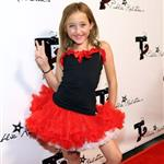 Noah Cyrus and other child stars pose with a pole at gifting suite and Teen Choice pre-party 44272
