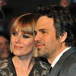 Mark Ruffalo wife Sunrise at the London premiere of The Kids Are All Right 71607