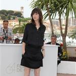 Charlotte Gainsbourg at Melancholia photo call 85698