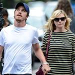 Kirsten Dunst and Garrett Hedlund go grocery shopping in NYC  124814