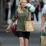 Kirsten Dunst and Garrett Hedlund go grocery shopping in NYC  124816