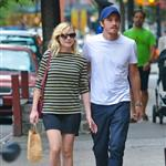 Kirsten Dunst and Garrett Hedlund go grocery shopping in NYC  124826