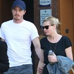 Garrett Hedlund and Kirsten Dunst out in Los Angeles 114605