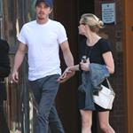 Garrett Hedlund and Kirsten Dunst out in Los Angeles 114608