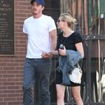 Garrett Hedlund and Kirsten Dunst out in Los Angeles 114611