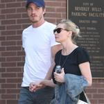 Garrett Hedlund and Kirsten Dunst out in Los Angeles 114612