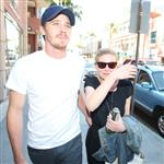 Garrett Hedlund and Kirsten Dunst out in Los Angeles 114616