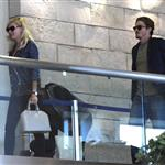 Kirsten Dunst and Garrett Hedlund arrive at LAX 115218