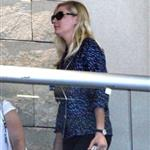 Kirsten Dunst and Garrett Hedlund arrive at LAX 115221
