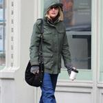 Kirsten Dunst out for lunch on the weekend 31870