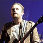 Caleb Followill and Kings of Leon perform on stage at the Air Canada Centre in Toronto 96128