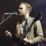 Caleb Followill and Kings of Leon perform on stage at the Air Canada Centre in Toronto 96133