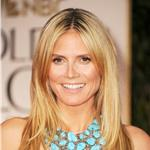 Heidi Klum at the 2012 Golden Globe Awards  102753