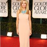 Heidi Klum at the 2012 Golden Globe Awards  102755