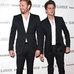 Caleb Followill and Jared Followill at Glamour Women of the Year Awards in London June 2011 91011