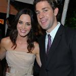 Emily Blunt and John Krasinski at the Annual Women in Hollywood event  48973
