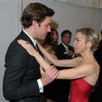 Renee Zellweger with John Krasinski at the Annual Women in Hollywood event 48975