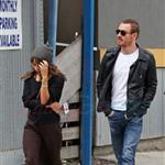 Michael Fassbender and Zoe Kravitz go for lunch together in Toronto during TIFF 94149