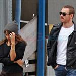 Michael Fassbender and Zoe Kravitz go for lunch together in Toronto during TIFF 94150