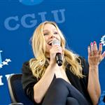 Kristen Bell at the 5th annual 2012 Clinton Global Initiative University meeting at George Washington University 110440