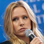 Kristen Bell at the 5th annual 2012 Clinton Global Initiative University meeting at George Washington University 110443