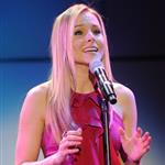 Kristen Bell performs at the 20th Anniversary Alzheimer's Association 'A Night at Sardi's' at The Beverly Hilton Hotel 109842