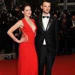 Kristen Stewart and Tom Sturridge at the Cannes premiere of Cosmopolis 115658