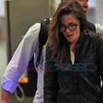 Kristen Stewart arrives in Toronto for TIFF 125128