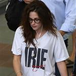 Kristen Stewart departs from LAX on her way to Toronto 125138