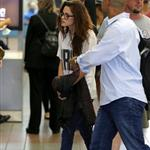 Kristen Stewart departs from LAX on her way to Toronto 125148
