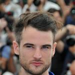 Tom Sturridge at the Cannes photocall for On The Road 115387