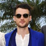 Tom Sturridge at the Cannes photocall for On The Road 115388