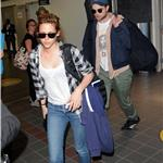 Kristen Stewart Robert Pattinson in LA August 2010 88767