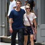 Scott Speedman Teresa Palmer out in New York June 2011 88768