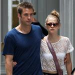 Scott Speedman Teresa Palmer out in New York June 2011 88770