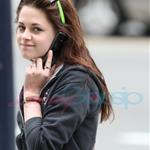 Kristen Stewart looking hung over heading to a salon in Vancouver 39369