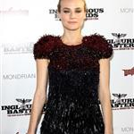 Diane Kruger shows ass crack at the premiere of Inglourious Basterds 44608