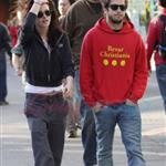 Kristen Stewart and Michael Arangano out in Vancouver, April 2009 121587