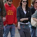 Kristen Stewart and Michael Arangano out in Vancouver, April 2009 121589