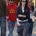 Kristen Stewart and Michael Arangano out in Vancouver, April 2009 121590